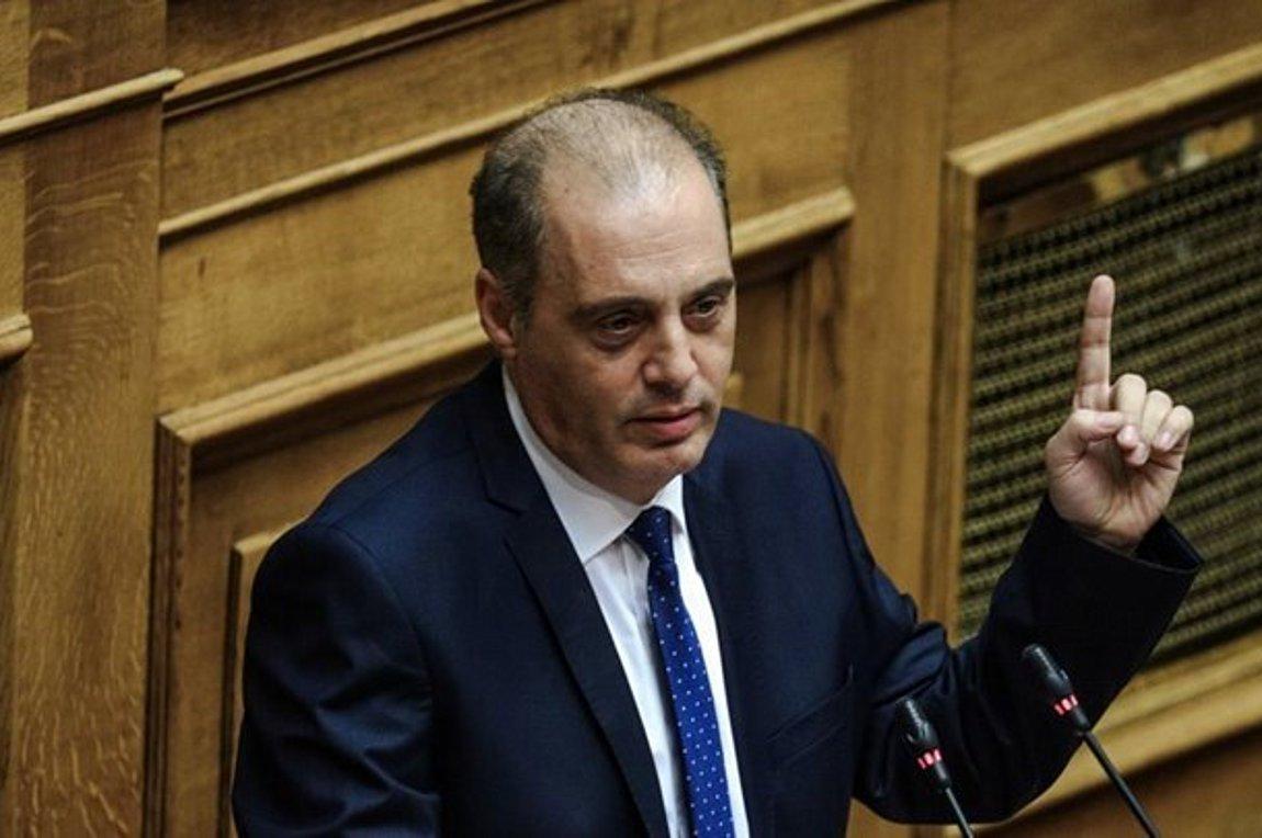 Βελόπουλος : Η κυβέρνηση πρέπει να αφήσει τις Εκκλησίες να λειτουργήσουν το Πάσχα