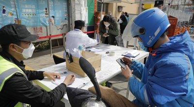 Κορωνοϊός: 4 νέοι θάνατοι, 31 νέα κρούσματα στην Κίνα