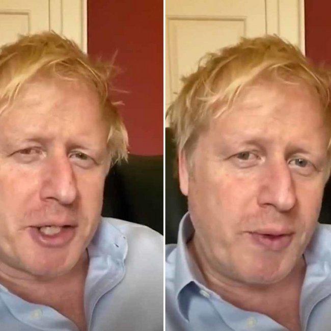 Σε καραντίνα, ταλαιπωρημένος και με πυρετό ο Τζόνσον παρακαλεί τώρα τους Βρετανούς να μείνουν σπίτι!