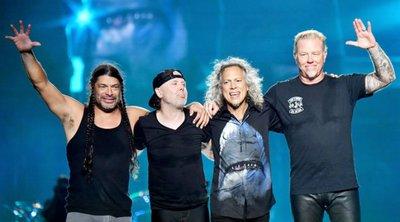 Δωρεά 350.000 δολαρίων από τους Metallica για την αντιμετώπιση τoυ κορωνοϊού