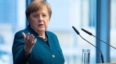 Μέρκελ: Στις 17 Ιουλίου πάω στις Βρυξέλλες για να πετύχω συμφωνία για το ταμείο ανάκαμψης