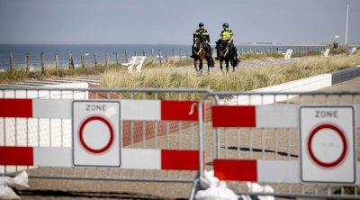 Ολλανδία: Στους 1.651 οι νεκροί από τον κορωνοϊό, 16.627 τα κρούσματα