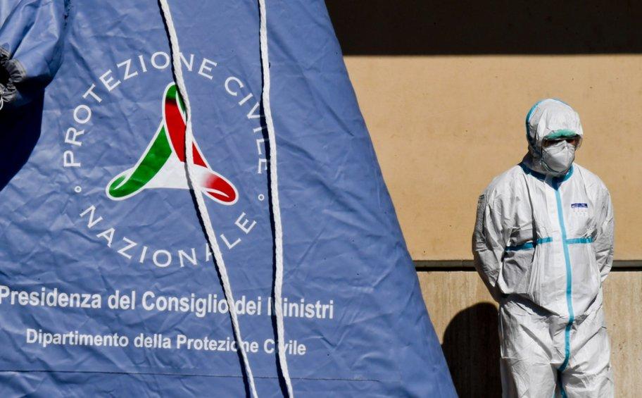 Ιταλία - «Δεν έχουμε βάλει τον εχθρό στη γωνία, η μάχη συνεχίζεται», δηλώνει ο ειδικός επίτροπος για την διαχείριση της κρίσης