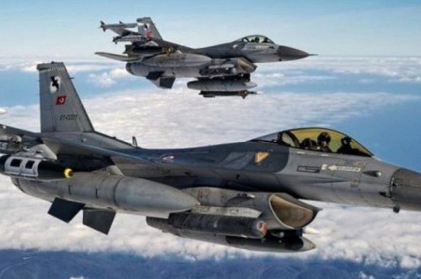 Το σχέδιο «ολικής αποτροπής» των Τούρκων από την Πολεμική Αεροπορία