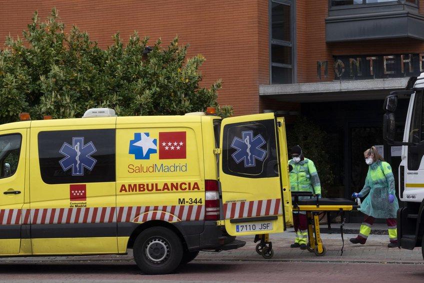 Ισπανία: Παράταση της κατάστασης έκτακτης ανάγκης για δύο επιπλέον εβδομάδες