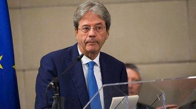 Υπέρ των ομολόγων κορωνοϊού ο Ευρωπαίος επίτροπος Πάολο Τζεντιλόνι - Τι είπε στη Die Welt