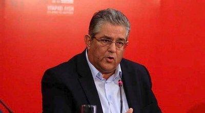 Κουτσούμπας: Αιτία της Συμφωνίας των Πρεσπών η ένταξη της Βόρειας Μακεδονίας στη λυκοσυμμαχία του ΝΑΤΟ