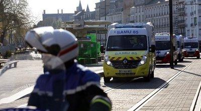 Δύο νεκροί και επτά τραυματίες σε επίθεση με μαχαίρι στη Γαλλία