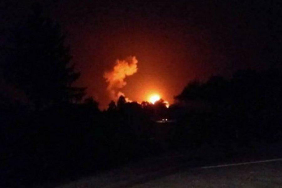 Ουκρανία: Δασική φωτιά κοντά στο Τσερνόμπιλ προκαλεί αύξηση της ραδιενέργειας