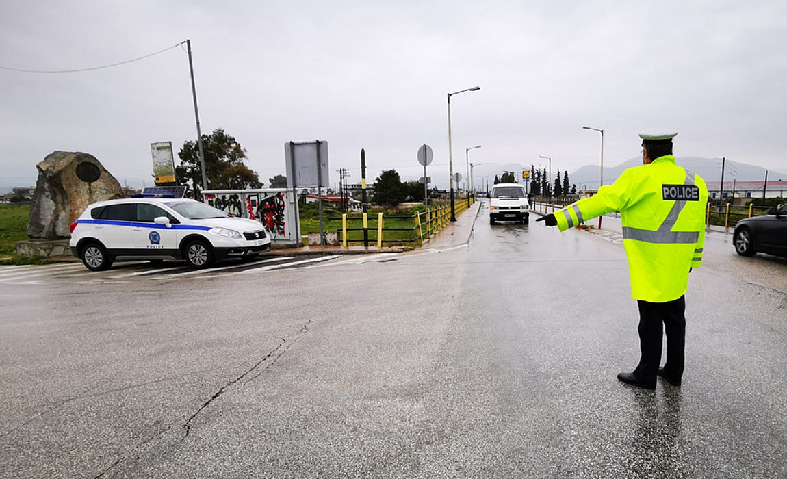 Koρωνοϊός: Βεβαιώθηκαν 1.224 παραβάσεις για άσκοπες μετακινήσεις - Πέντε συλλήψεις για λειτουργία καταστημάτων