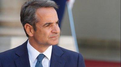 Τηλεδιάσκεψη Μητσοτάκη με την Πρόεδρο της Δημοκρατίας την Τετάρτη