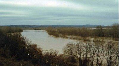Σε σταθερή διοχέτευση υδάτων ο ποταμός Άρδας - Αυξητικές τάσεις παρουσιάζει ο Έβρος
