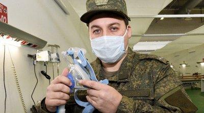 Ρώσοι στρατιωτικοί πραγματοποίησαν απολυμάνσεις σε 36 από τα 65 ιατρικά ιδρύματα της επαρχίας Μπέργκαμο