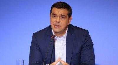 Τσίπρας: Οι άνθρωποι που σηκώνουν την Ελλάδα στις πλάτες τους, αξίζουν καλύτερης αντιμετώπισης
