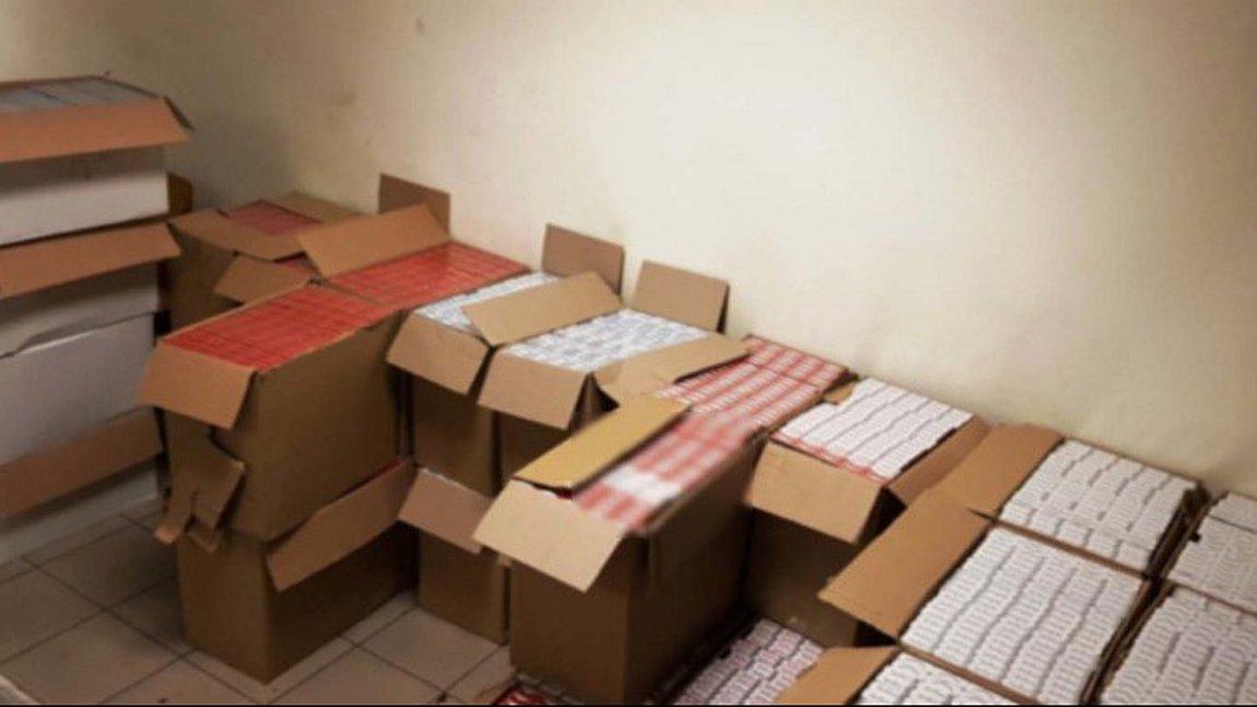 Θεσσαλονίκη: Θα έριχναν στην αγορά πάνω από 53 χιλ. πακέτα λαθραία τσιγάρα