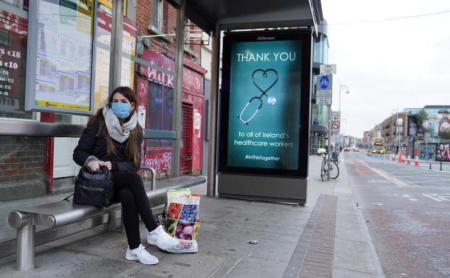 Ιρλανδία-κορωνοϊός: Μόνο 4 χώρες εξαιρούνται πλέον από την υποχρεωτική καραντίνα των 14 ημερών