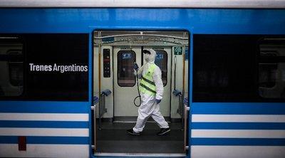 Αργεντινή: 4.116 νέα κρούσματα και 50 θάνατοι εξαιτίας της COVID-19 σε 24 ώρες