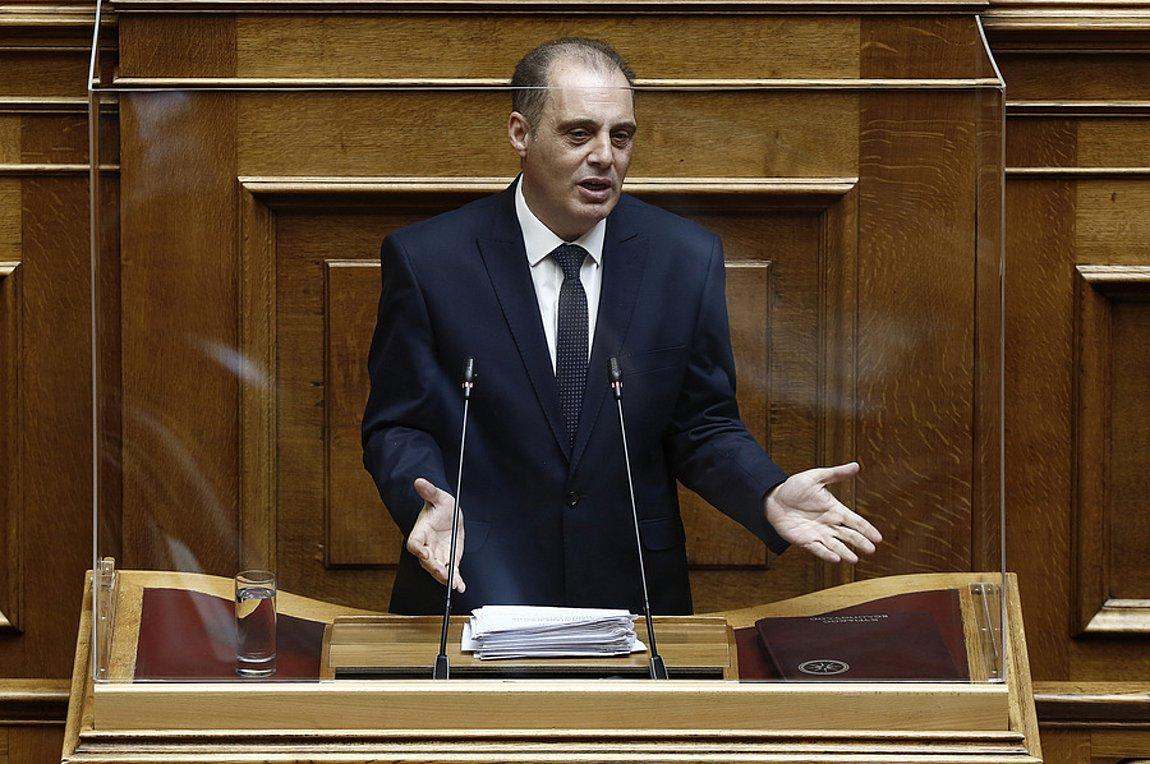 Βελόπουλος: Η διενέργεια νηοψίας στο τουρκικό ερευνητικό σκάφος αυτονόητη άσκηση εθνικής κυριαρχίας