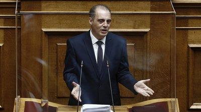 Βελόπουλος: Δώστε πραγματική δεύτερη ευκαιρία - Στηρίξτε τις επιχειρήσεις για να μην αυξηθεί η ανεργία