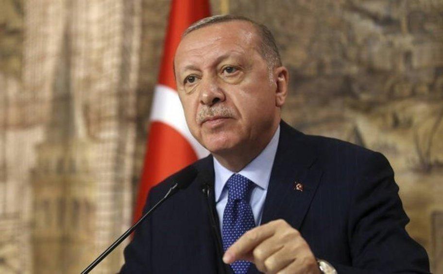 Ερντογάν: Θα συνεχίσουμε να προστατεύουμε τα δικαιώματά μας σε Ανατολική Μεσόγειο και Αιγαίο