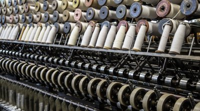 Μέτρα για την επανεκκίνηση της κλωστοϋφαντουργίας ζητά ο ΣΕΒΚ