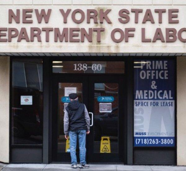 ΗΠΑ: Περισσότερο από το αναμενόμενο μειώθηκαν οι νέες αιτήσεις για επίδομα ανεργίας