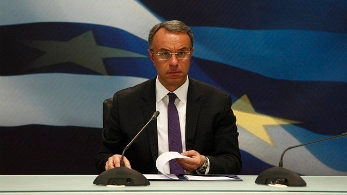 Σταϊκούρας: Κάτω του μέσου όρου η ύφεση στην Ελλάδα