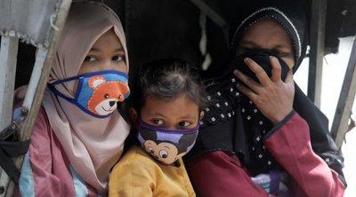 Ινδονησία-κορωνοϊός: 4.070 νέα κρούσματα και 128 θάνατοι