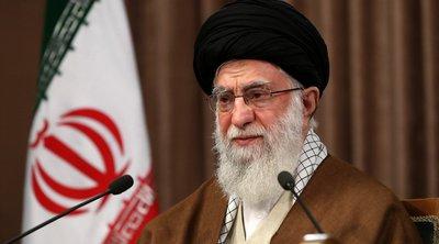 Ιράν: Για τον ανώτατο ηγέτη Αλί Χαμενεΐ, το Ισραήλ είναι «μια βάση τρομοκρατίας» που πρέπει να καταπολεμηθεί