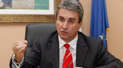 Λοβέρδος: Ιδεολογικός μας αντίπαλος η ΝΔ, υπαρξιακός μας ο ΣΥΡΙΖΑ - Είμαστε η Δημοκρατική Παράταξη Κέντρου-Κεντροαριστεράς