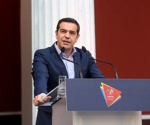 Τσίπρας στην ΚΟ ΣΥΡΙΖΑ: «Η ΝΔ επανέρχεται στις παλιές μεθόδους της Δεξιάς»