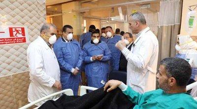 Αίγυπτος: Στους 23 οι γιατροί που κατέληξαν από επιπλοκές του κορωνοϊού