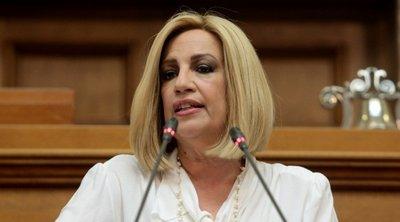 Γεννηματά: Κύριε Μητσοτάκη δεν είσθε ανεύθυνος αρχών να βάζετε διλήμματα και να μεταφέρετε άλλου τις ευθύνες