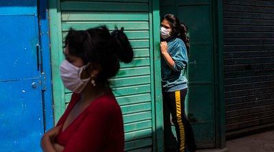 Περού-Κορωνοϊός: 660 κρούσματα, 42 θάνατοι σε 24 ώρες