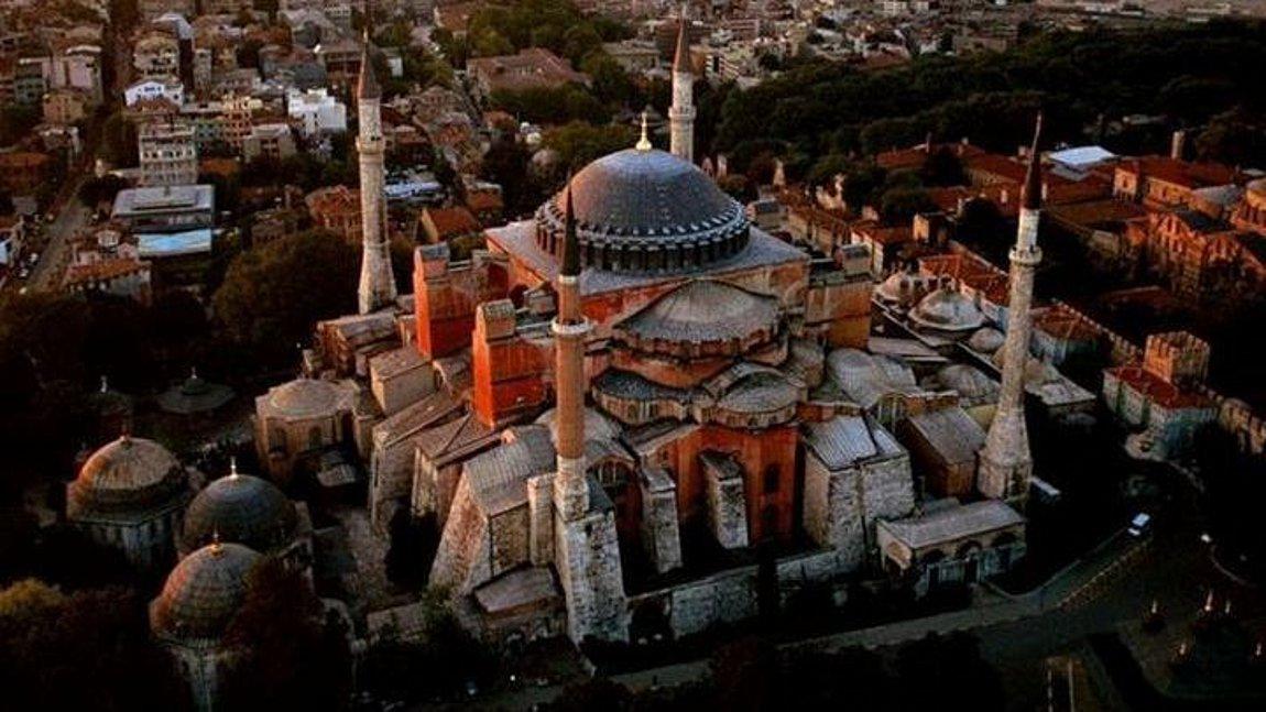Διαδικτυακή ψηφοφορία για την Αγία Σοφία: Ο Ερντογάν θέλει να την κάνει τζαμί - Σταματήστε τον!