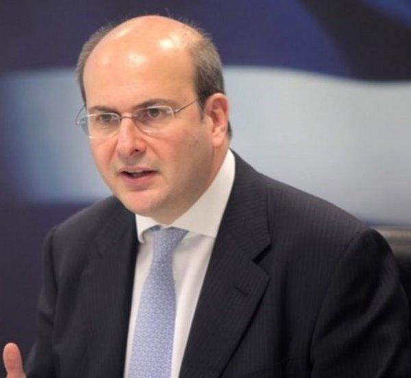 Χατζηδάκης: Οι προτάσεις της «επιτροπής Πισσαρίδη» δεν αποτελούν μνημόνιο