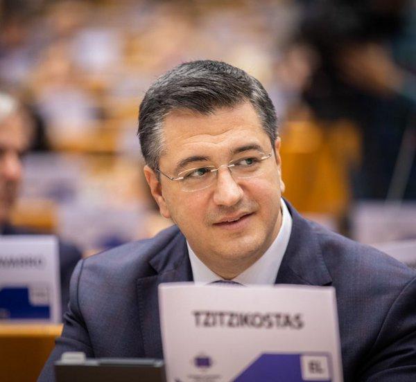 Ο Απ. Τζιτζικώστας στην εναρκτήρια σύνοδο της ολομέλειας της διάσκεψης για το μέλλον της Ευρώπης στο Στρασβούργο