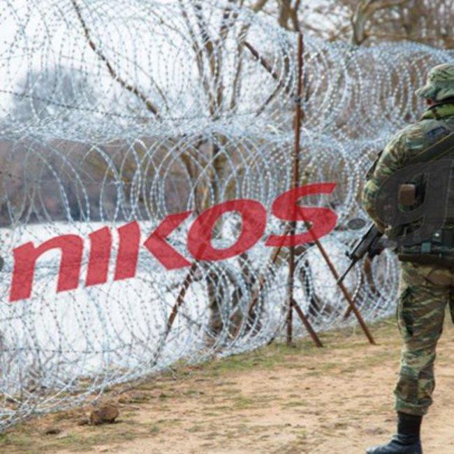 Ο Στρατός έχει αρχίσει να υψώνει τον φράχτη στον Έβρο - Εικόνες