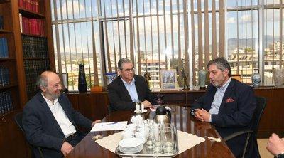 Koυτσούμπας: Να προχωρήσει άμεσα η αναγνώριση του παλαιστινιακού κράτους από την κυβέρνηση