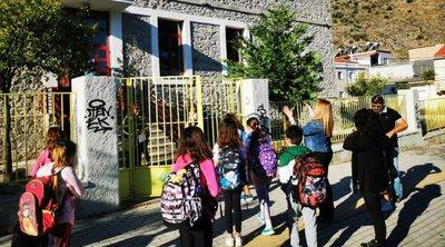 Μεγάλη η συμμετοχή των μαθητών στην επιστροφή τους σε Δημοτικά και Νηπιαγωγεία