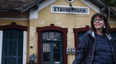 Κ. Σακελλαροπούλου: Οι γυναίκες της Θράκης δίνουν παραπάνω ώθηση στην παραγωγική ανάπτυξη της περιοχής