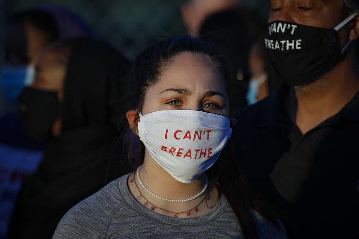 6η ημέρα οργής στις ΗΠΑ - Τραμπ προς κυβερνήτες: Επιβληθείτε αλλιώς θα το κάνω εγώ