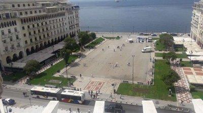 Πρόεδρος Ένωσης Ξενοδόχων Θεσσαλονίκης: Λιγότερα από τα μισά ξενοδοχεία της πόλης άνοιξαν σήμερα