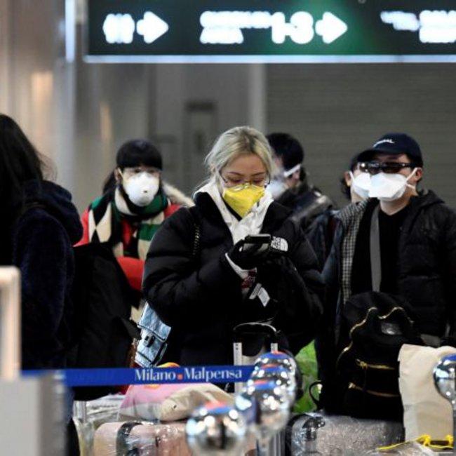 Σε πτήση από το εξωτερικό 12 από τα 19 νέα κρούσματα κορωνοϊού που καταγράφηκαν σήμερα
