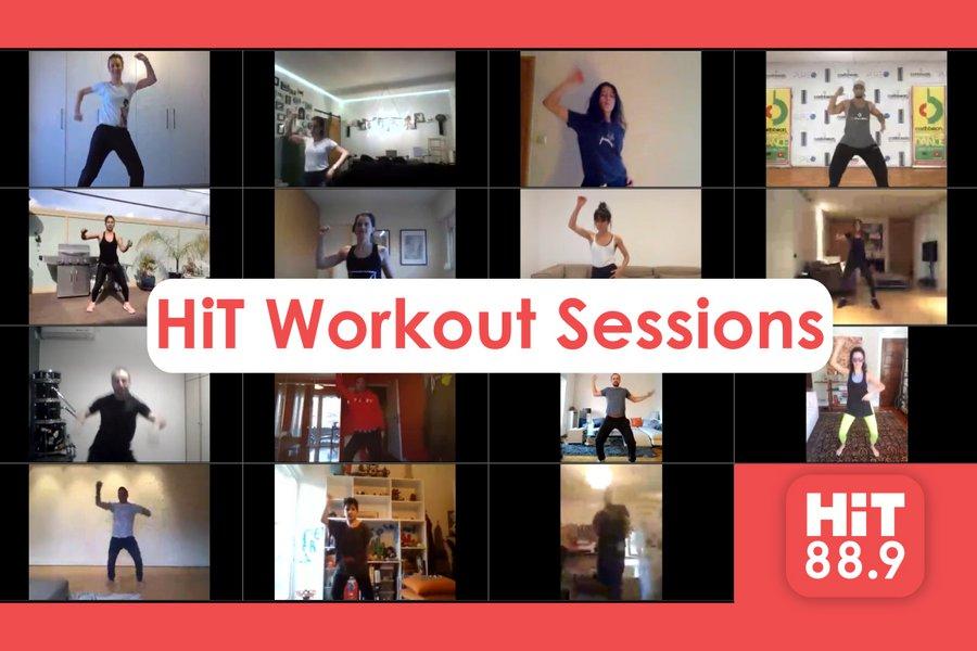 ΗiΤ Workout Sessions