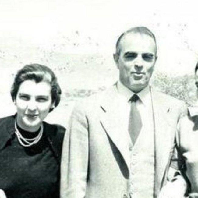 Εφυγε από τη ζωή η Αμαλία Μεγαπάνου - Η ζωή στο πλευρό του Κωνσταντίνου Καραμανλή και το διαζύγιο