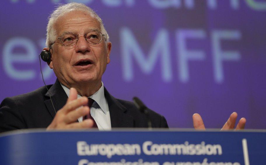 Μπορέλ: Η ΕΕ έτοιμη να ανταποκριθεί στις πιο επείγουσες ανάγκες του Λιβάνου και να παράσχει τη βοήθεια που απαιτείται