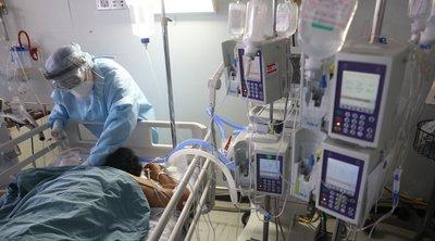 Αυξάνεται συνεχώς ο αριθμός νεκρών και κρουσμάτων από την πανδημία του κορωνοϊού στο Μεξικό