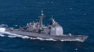 Νέα διέλευση αμερικανικού πολεμικού πλοίου από το Στενό της Ταϊβάν