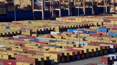 Πιο εμφανείς έγιναν τον Απρίλιο οι επιπτώσεις του κορωνοϊού στις ελληνικές εξαγωγές
